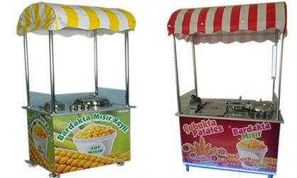 bardak mısır arabası fiyatları