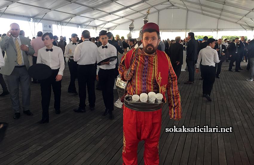 Osmanlı Şerbeti Kiralama istanbul