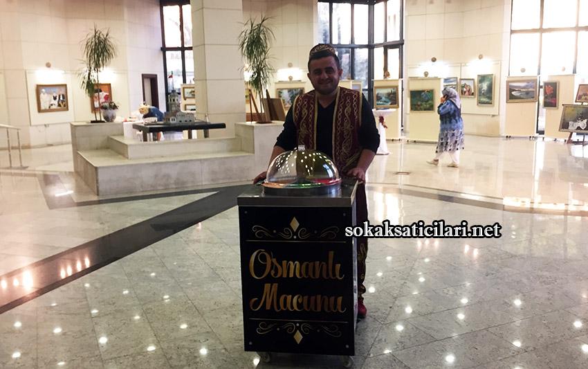 osmanlı macunu kiralama servisi en tatlı lezzet