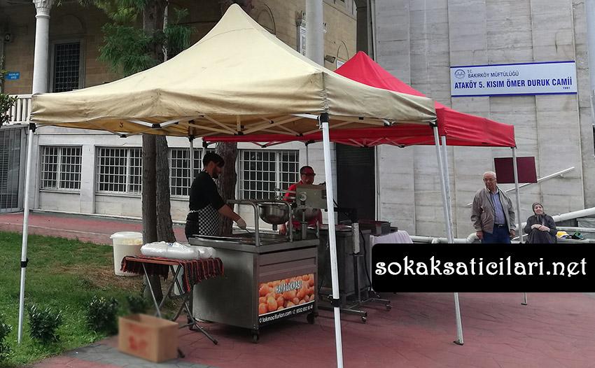 lokmacı kiralama lokma döktürme hizmeti