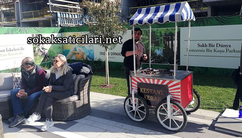 İstanbul kestane arabası kiralama hizmetleri
