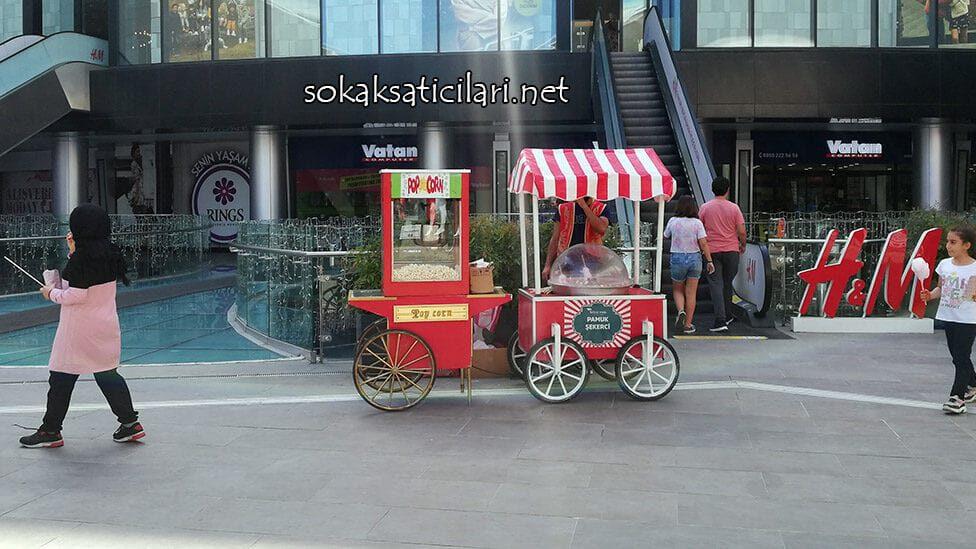 İstanbul İkram Arabaları